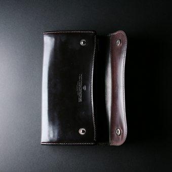 ホーウィンコードバンWAVE(長財布)