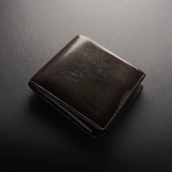 スフマートKLEMPERER(小銭入れ付二つ折り財布)