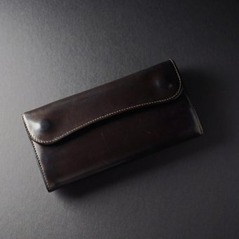 ホーウィンコードバンWAVE(大型長財布)