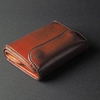 ENO(三つ折り財布)