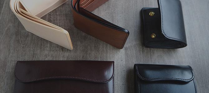 3つ折り財布のアイテムを見る
