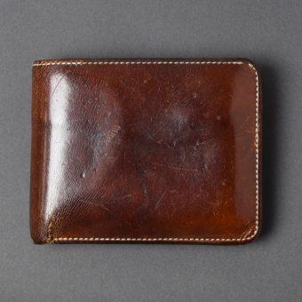 サドルプルアップGROUNDER(二つ折り財布)
