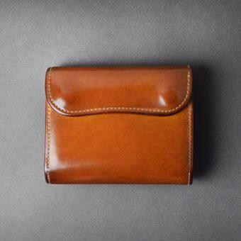 サドルプルアップENO(小型三つ折り財布)